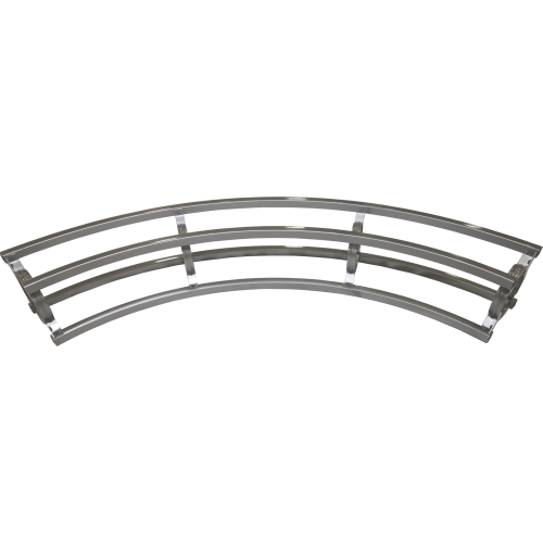 45 degree Curved Truss Section