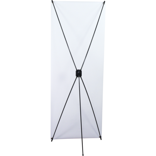 X-TEND 4 Spring Back Banner Stand