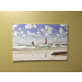 Vector Frame Edge R-04 Rectangle Fabric Poster Display